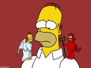 homer-angel-devil