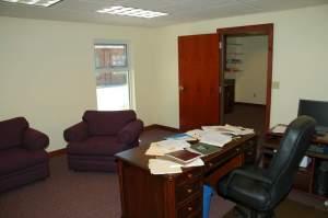 Pastors office